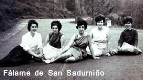 PROXECTO: «FÁLAME DE SAN SADURNIÑO»